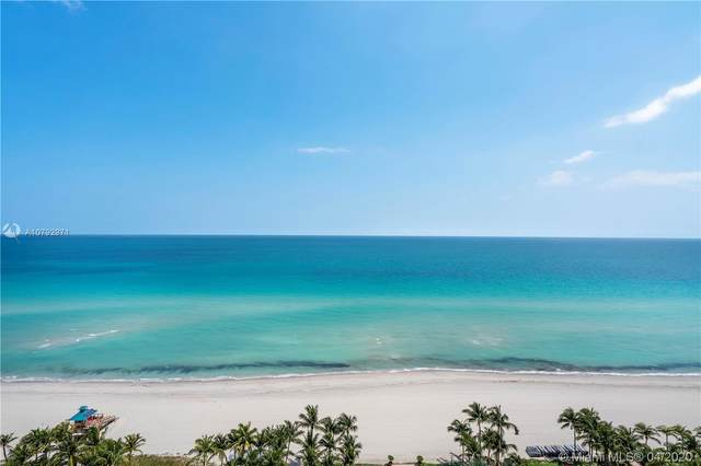 17875 Collins Ave #1902, Sunny Isles Beach, FL 33160 (MLS #A10792971) :: The Teri Arbogast Team at Keller Williams Partners SW