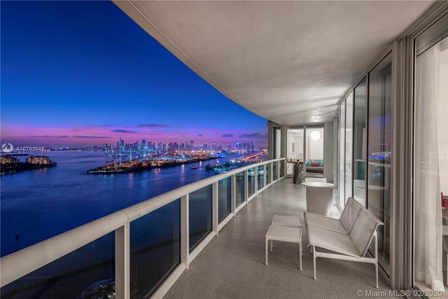 1000 S Pointe Dr #2602, Miami Beach, FL 33139 (MLS #A10793043) :: Prestige Realty Group