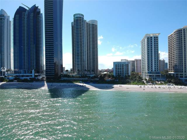 17201 Collins Ave #3703, Sunny Isles Beach, FL 33160 (MLS #A10793492) :: The Teri Arbogast Team at Keller Williams Partners SW