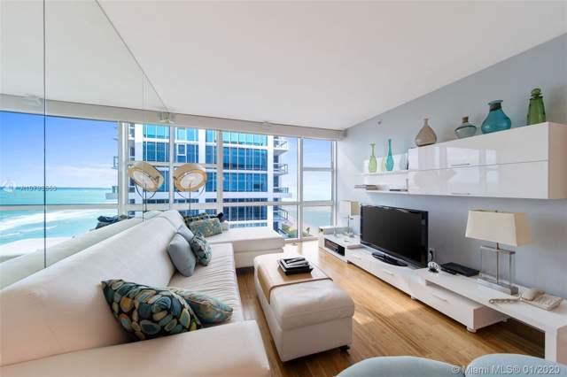 6801 Collins Ave #1209, Miami Beach, FL 33141 (#A10793553) :: Posh Properties
