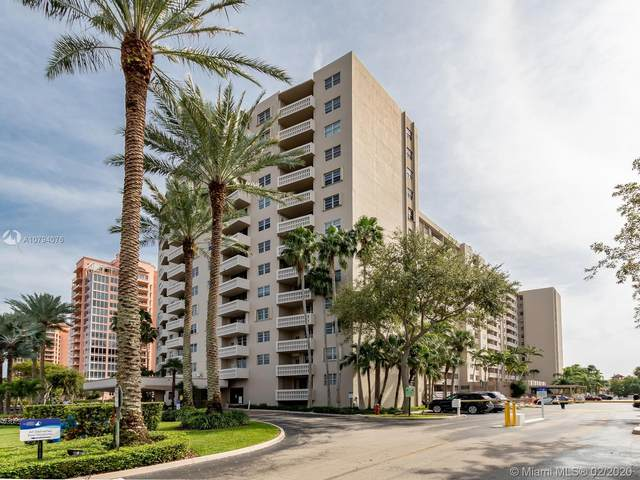 90 Edgewater Dr #508, Coral Gables, FL 33133 (MLS #A10794076) :: Berkshire Hathaway HomeServices EWM Realty