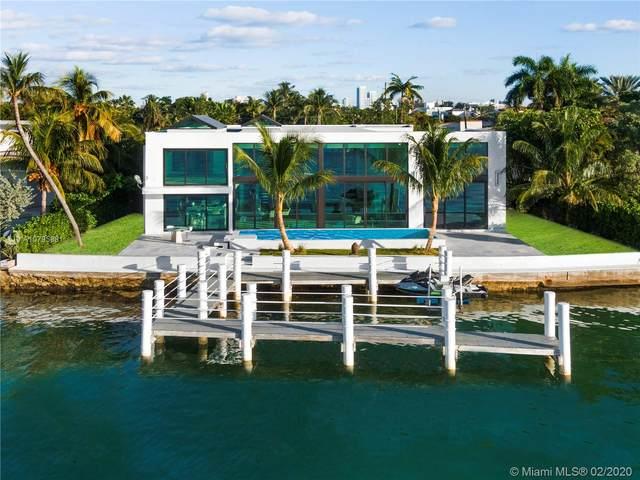 7960 W Biscayne Point Cir, Miami Beach, FL 33141 (MLS #A10795881) :: Berkshire Hathaway HomeServices EWM Realty