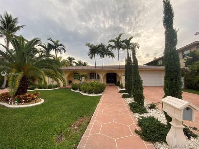16412 NE 34th Ave, North Miami Beach, FL 33160 (MLS #A10796089) :: Berkshire Hathaway HomeServices EWM Realty
