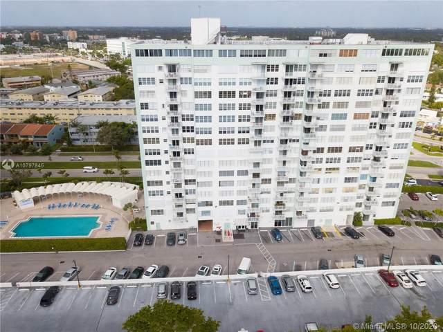 2150 Sans Souci Blvd B305, North Miami, FL 33181 (MLS #A10797845) :: The Azar Team