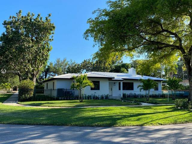490 NE 91st St, Miami Shores, FL 33138 (MLS #A10797853) :: Laurie Finkelstein Reader Team