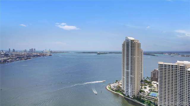 325 S Biscayne Blvd #4126, Miami, FL 33131 (MLS #A10798408) :: The Jack Coden Group