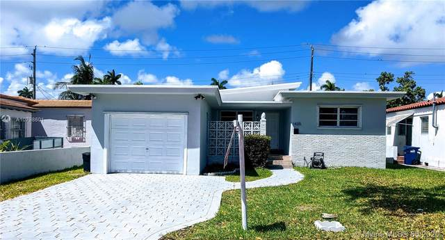 1435 Normandy Dr, Miami Beach, FL 33141 (MLS #A10798601) :: United Realty Group