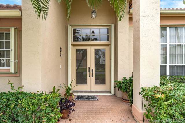 19328 NW 14th St, Pembroke Pines, FL 33029 (MLS #A10798659) :: Berkshire Hathaway HomeServices EWM Realty