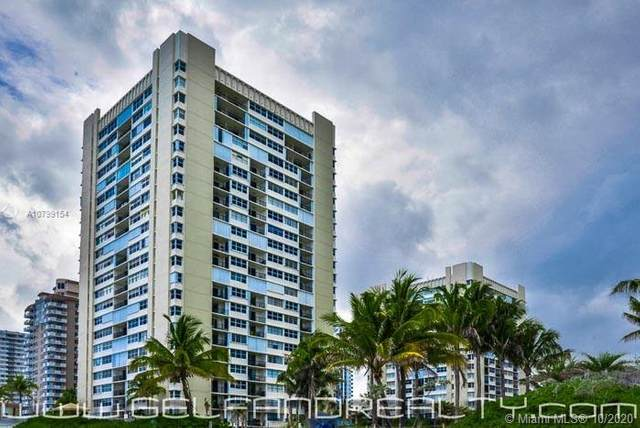 1890 S Ocean Dr #208, Hallandale Beach, FL 33009 (MLS #A10799154) :: Ray De Leon with One Sotheby's International Realty