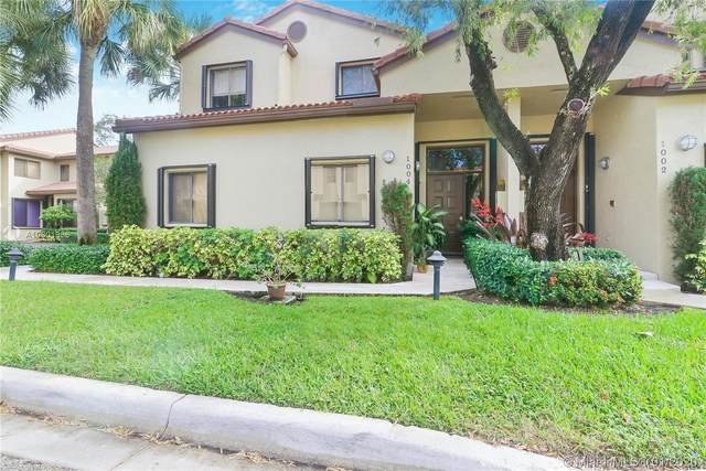 1004 NW 105th Ave C-121, Plantation, FL 33322 (MLS #A10801965) :: The Teri Arbogast Team at Keller Williams Partners SW