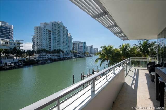 6101 Aqua Ave #301, Miami Beach, FL 33141 (MLS #A10802960) :: ONE Sotheby's International Realty
