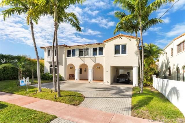 5514 Pine Tree Dr, Miami Beach, FL 33140 (MLS #A10803054) :: Berkshire Hathaway HomeServices EWM Realty
