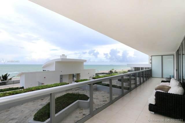 5875 Collins Ave #601, Miami Beach, FL 33140 (MLS #A10803493) :: The Teri Arbogast Team at Keller Williams Partners SW