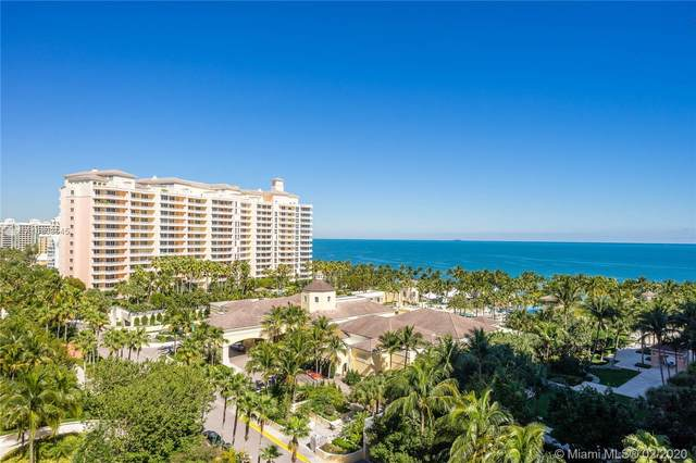 789 Crandon Blvd #1002, Key Biscayne, FL 33149 (MLS #A10803545) :: ONE Sotheby's International Realty