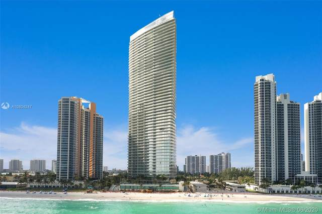 18975 Collins Ave 5100 *FINISHED*, Sunny Isles Beach, FL 33160 (MLS #A10804247) :: Search Broward Real Estate Team
