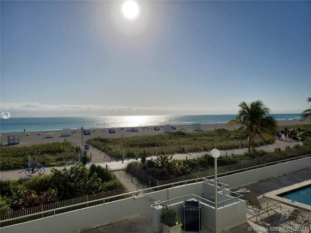 465 Ocean Dr #317, Miami Beach, FL 33139 (MLS #A10804827) :: Search Broward Real Estate Team