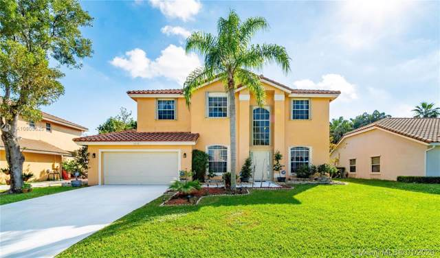 6436 NW 54th St, Lauderhill, FL 33319 (MLS #A10805525) :: Green Realty Properties