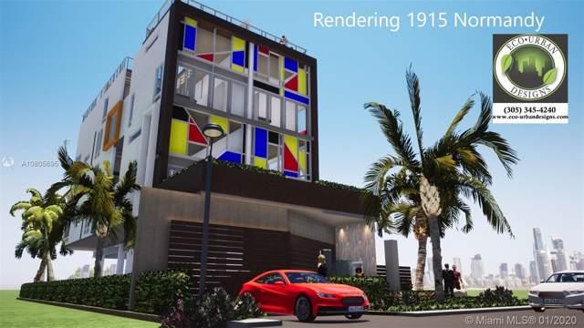 1915 Normandy Dr, Miami Beach, FL 33141 (MLS #A10805695) :: The Teri Arbogast Team at Keller Williams Partners SW