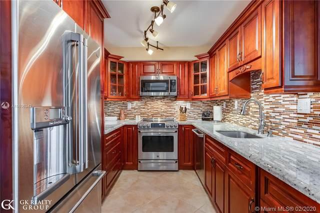 525 N Ocean Blvd #1418, Pompano Beach, FL 33062 (MLS #A10806342) :: GK Realty Group LLC