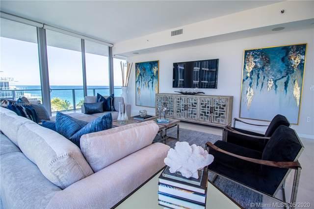 2200 N Ocean Blvd S506, Fort Lauderdale, FL 33305 (MLS #A10807096) :: Grove Properties