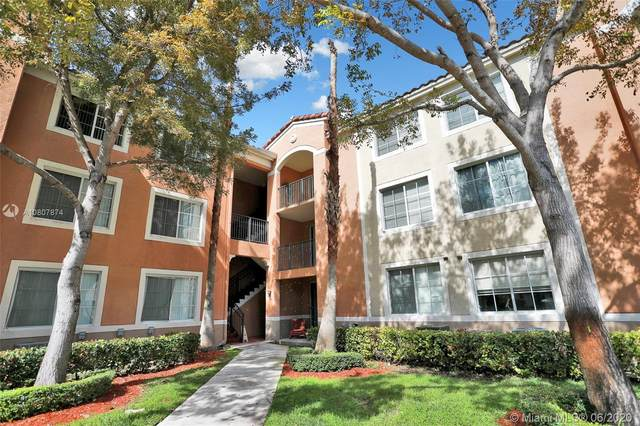 6831 SW 44th St #305, Miami, FL 33155 (MLS #A10807874) :: Ray De Leon with One Sotheby's International Realty
