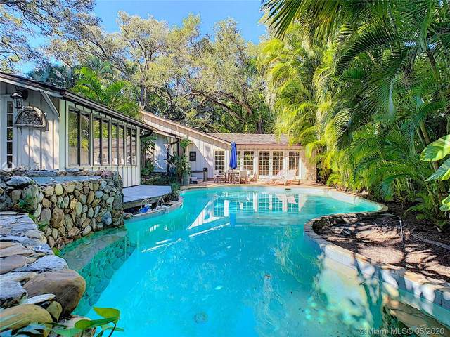 3675 Park Lane, Coconut Grove, FL 33133 (MLS #A10808618) :: Grove Properties