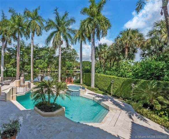 380 Isla Dorada Blvd, Coral Gables, FL 33143 (MLS #A10810372) :: Prestige Realty Group