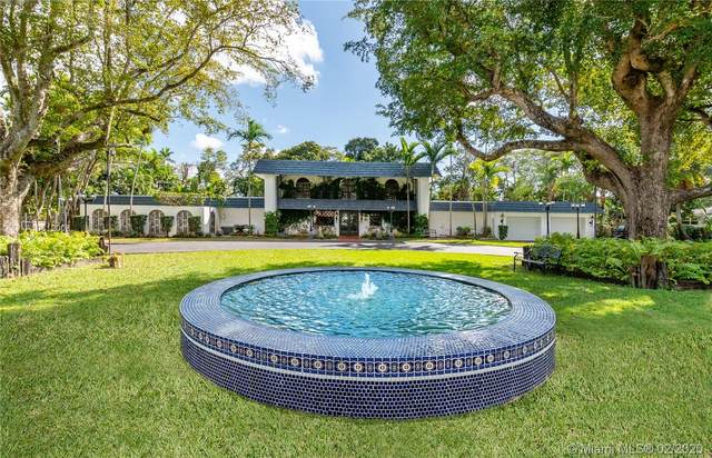 990 Hunting Lodge Dr, Miami Springs, FL 33166 (MLS #A10812008) :: The Riley Smith Group