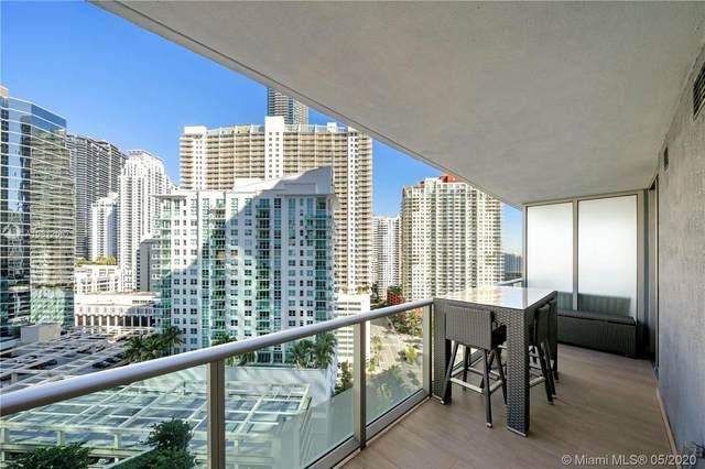 1300 Brickell Bay Dr #1811, Miami, FL 33131 (MLS #A10812067) :: Berkshire Hathaway HomeServices EWM Realty