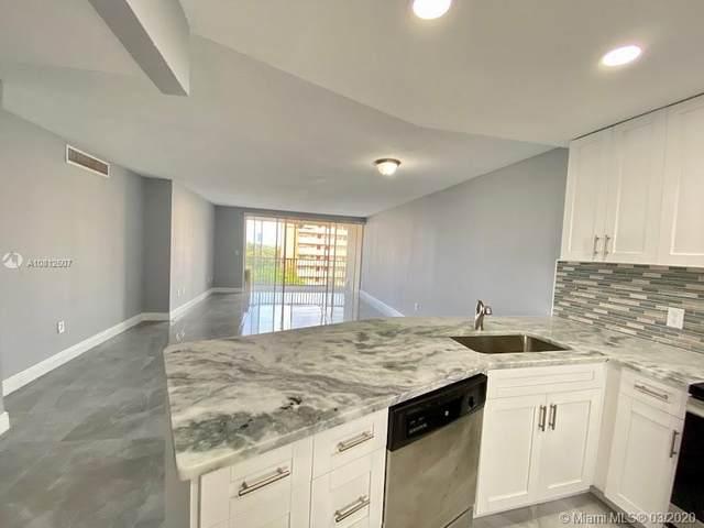 1770 NE 191st St 609-1, Miami, FL 33179 (MLS #A10812607) :: Grove Properties