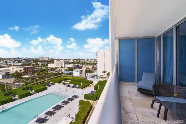 6899 Collins Ave #1010, Miami Beach, FL 33141 (MLS #A10814313) :: GK Realty Group LLC
