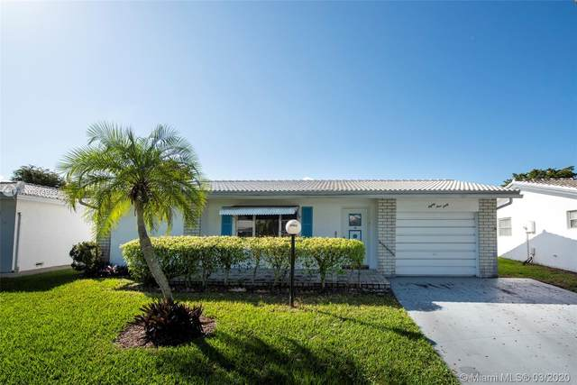 8960 NW 14th St, Plantation, FL 33322 (MLS #A10814929) :: The Teri Arbogast Team at Keller Williams Partners SW