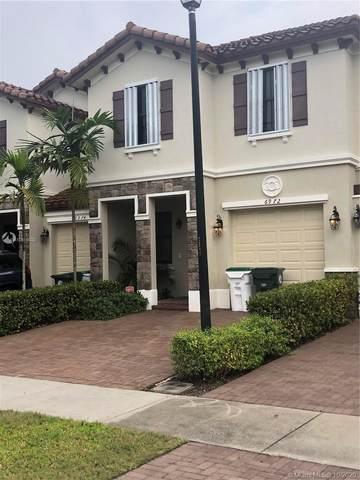 6972 Halton Park Ln #6972, Coconut Creek, FL 33073 (MLS #A10815632) :: Berkshire Hathaway HomeServices EWM Realty