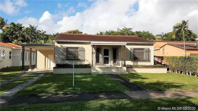 611 Zamora Ave, Coral Gables, FL 33134 (MLS #A10815708) :: Prestige Realty Group