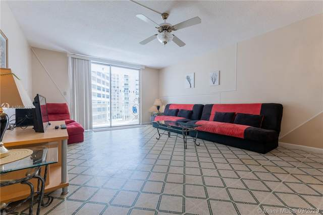 1801 S Ocean Dr #443, Hallandale Beach, FL 33009 (MLS #A10815892) :: Prestige Realty Group