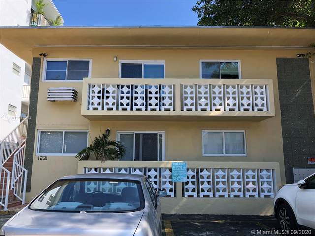 1231 Pennsylvania Ave #6, Miami Beach, FL 33139 (MLS #A10815913) :: Prestige Realty Group
