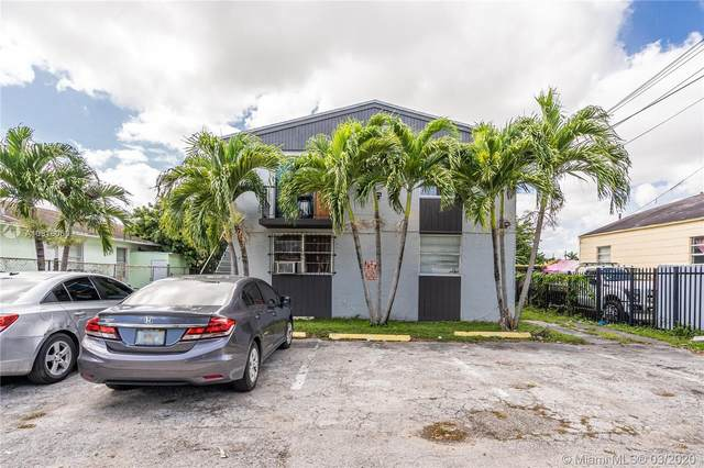2412 NW 19th Ave, Miami, FL 33142 (MLS #A10816060) :: ONE | Sotheby's International Realty