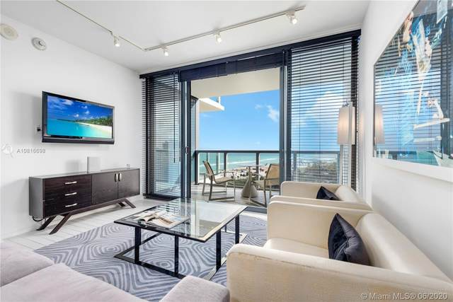 2201 Collins Ave #1114, Miami Beach, FL 33139 (MLS #A10816698) :: The Pearl Realty Group