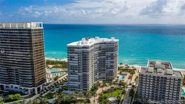9601 Collins #902, Bal Harbour, FL 33154 (MLS #A10817601) :: Castelli Real Estate Services