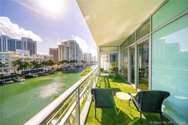 6101 Aqua Ave #403, Miami Beach, FL 33141 (MLS #A10818192) :: ONE Sotheby's International Realty