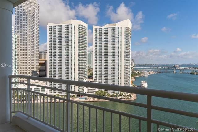 888 Brickell Key Dr #2204, Miami, FL 33131 (MLS #A10818587) :: The Rose Harris Group