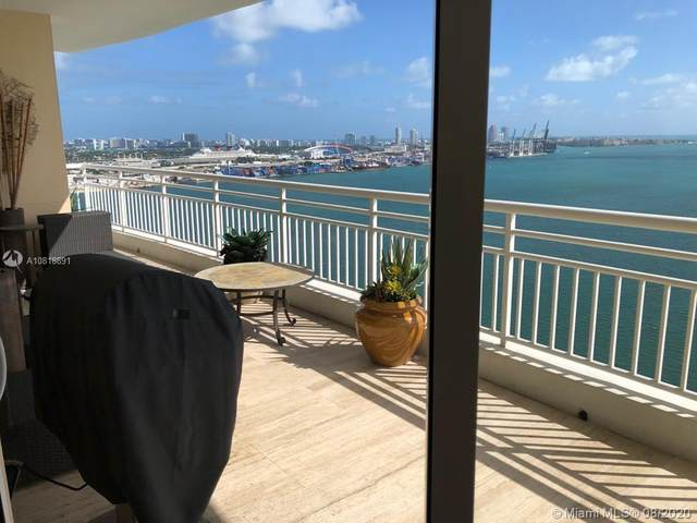 808 Brickell Key Dr #2504, Miami, FL 33131 (MLS #A10818891) :: The Pearl Realty Group