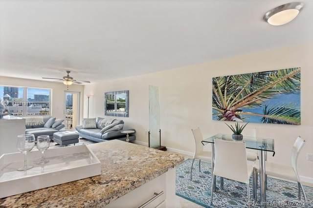 730 Pennsylvania Ave #712, Miami Beach, FL 33139 (MLS #A10819713) :: Green Realty Properties
