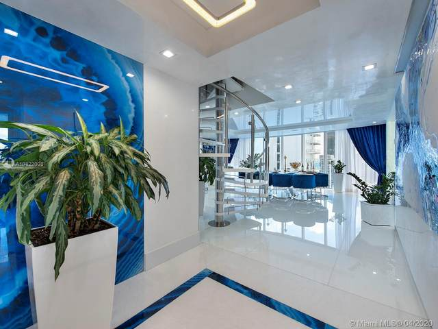 17555 Collins Ave Ts1, Sunny Isles Beach, FL 33160 (MLS #A10822008) :: United Realty Group
