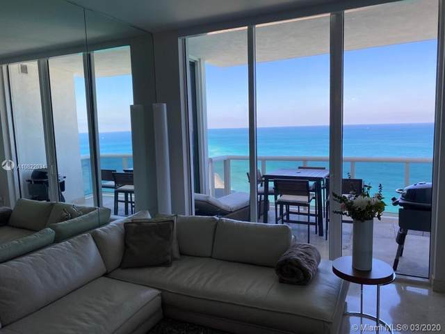 18201 Collins Ave #4208, Sunny Isles Beach, FL 33160 (#A10822034) :: Dalton Wade
