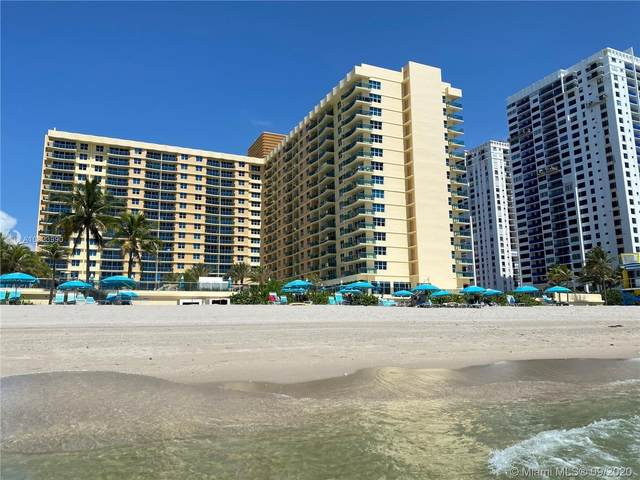 2501 S Ocean Dr #1229, Hollywood, FL 33019 (MLS #A10823990) :: The Pearl Realty Group