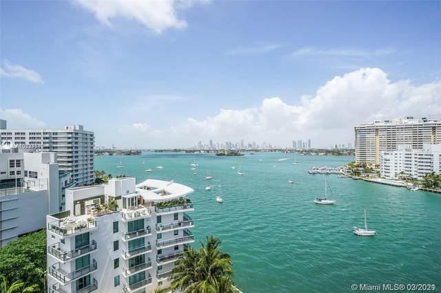 1445 16th St #1103, Miami Beach, FL 33139 (MLS #A10824943) :: Berkshire Hathaway HomeServices EWM Realty