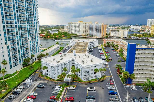 1913 S Ocean Dr #309, Hallandale Beach, FL 33009 (MLS #A10825602) :: Berkshire Hathaway HomeServices EWM Realty