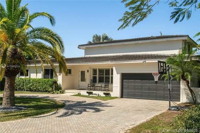 5964 SW 64th Pl, South Miami, FL 33143 (#A10826254) :: Dalton Wade