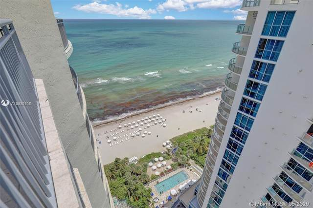 17375 Collins Ave #2503, Sunny Isles Beach, FL 33160 (MLS #A10826508) :: The Riley Smith Group